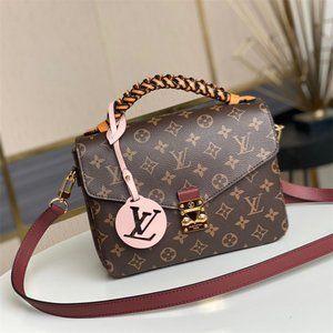 Louis Vuitton Pochette Metis NWT shoulder bags.